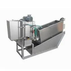 Volute Press Dewatering