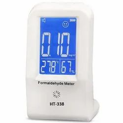 HT-338C 7 in 1 VOC Formaldehyde Detector PM2.5 Air Quality Monitoring Tester