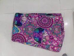 Print Silk Fabric