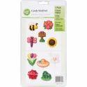 WILTON-Candy Mold-Garden Goodies. W25607