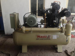 Industrial High Pressure Air Compressor