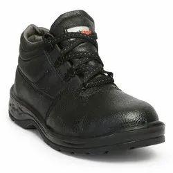 Hillson Rockland钢脚趾黑色安全鞋