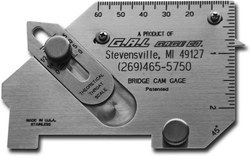 Bridge Cam Gauge