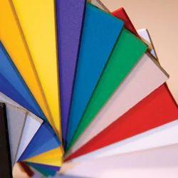 Plain Plastic Sheets