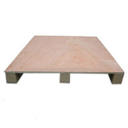 Solid Wooden Pallet