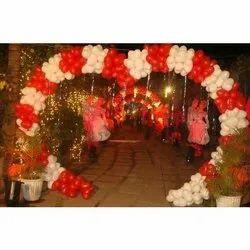 Party Gate Decoration Service