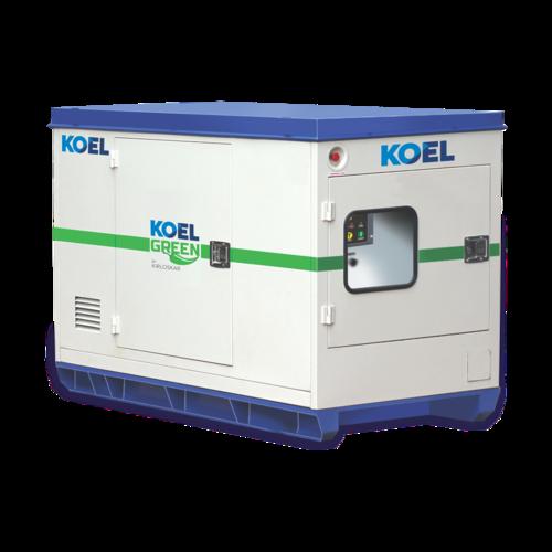 15 KVA Kirloskar Green Diesel Generator