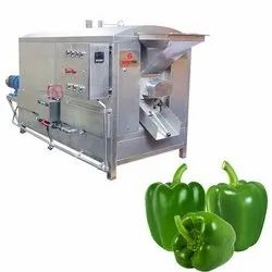 Capsicum Batch Roasting Machine