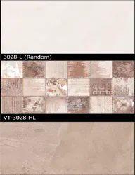 Glue Series 3028 (L, HL) Hexa Ceramic Tiles