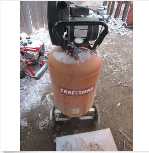 Craftsman Air Compressor 6HP | United Borewells | Wholesaler