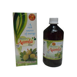 Blesswin Amla Ras, Liquid