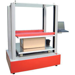 Box Compression Tester, For Industrial