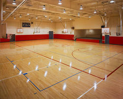 15 mm Basketball Court Flooring Services