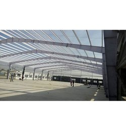Mild Steel Prefabricated Building