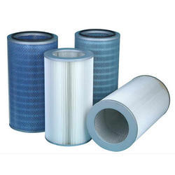 Pleated Dust Collector Air Filter
