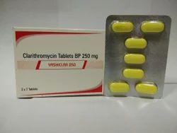 Clarithromycin Tablets, 2*7