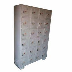 Capella Worker Steel Locker