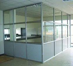 Office Steel Interior Work