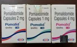 Pomalidomide /Pomalid 1 , 2 & 4 Mg