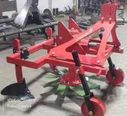 Mild Steel Sugarcane Stubble Shaver Khodwa cutter, For Ratoon Manager, 20 To 50 Hp