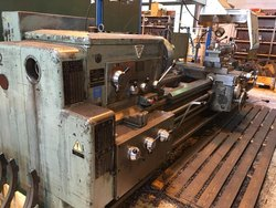 Heavy Duty Lathe Stanko Model 1M635, 800 X 3000mm