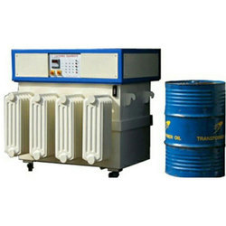 Servo Power Systems Automatic Servo Control Voltage Stabilizer