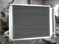 Steam Heat Exchanger For Rice Mills