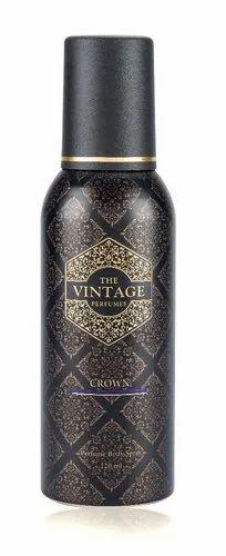 6564055e0 The Vintage Perfumes Men The Vintage Crown Body Spray