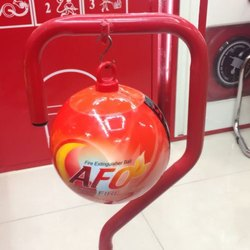 Attack Fire Fire Ball Extinguisher