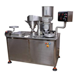 Double Loader Capsule Filling Machine