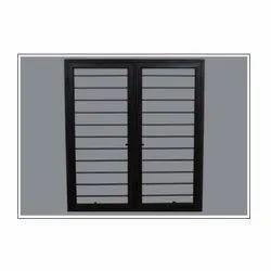 Deccan Z Section Steel Windows