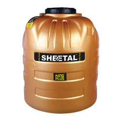 Sheetal Plastic King Plus Water Storage Tanks