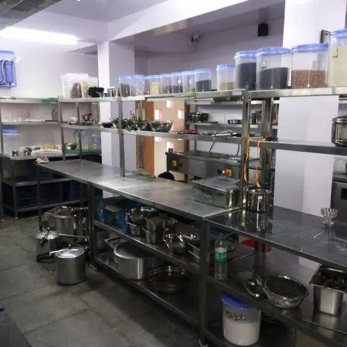 Stainless Steel Guru Engineers Hotel Kitchen Equipment