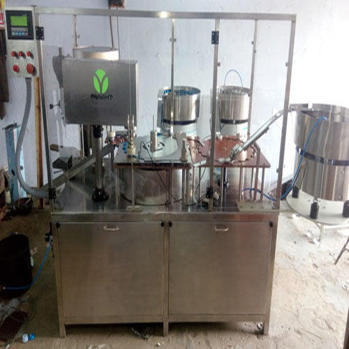 Siddhivinayak Engineering Spout Cap Assembly Machines, S4 and S6