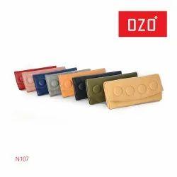PU Multicolor OZO Wallets (N107)
