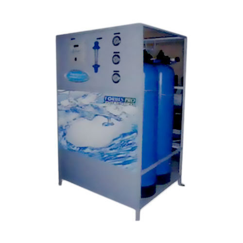 500 LPH Closed Type RO System