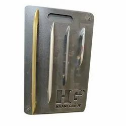 Pull Handle Cabinet Door Handle, Size/Dimension: 4 To 12 Mm, Finish Type: Stainless Steel