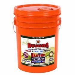 Nushar Master Adhesive Chemical, Bucket, 225. kG