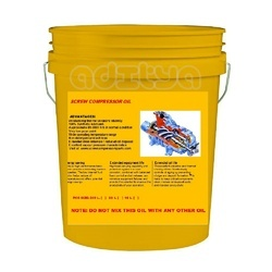 Synthetic Oil For Screw Compressor