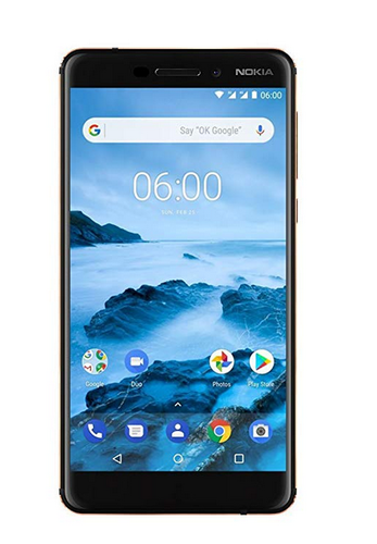 Nokia 6 1 2018 - Android One Oreo