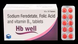 Hb Well Tablet