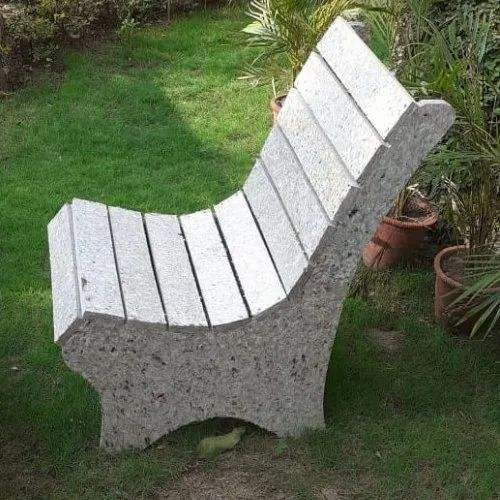 Garden Chair Of Recycled Plastic