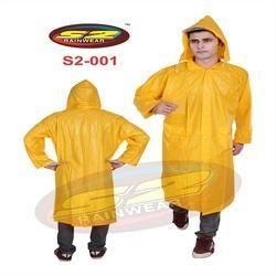 Plastic Rain Suit
