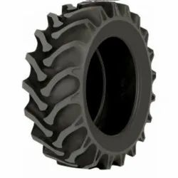 MNT 1550kg Black Agricultural Tractor Rear Tyre