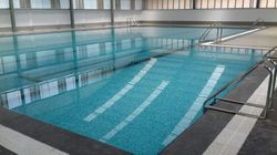 Competition Standard  Swimming Pool