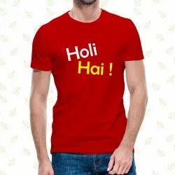 Printed Tshirt's Holi