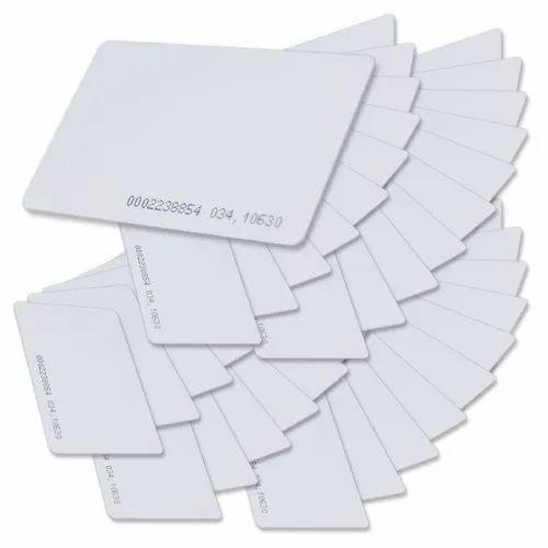 Attendance Control RFID PVC Card