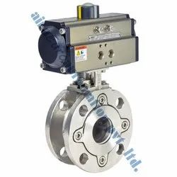 Aira Pneumatic Wafer Ball Valve, Size: 1 to 4 Inch , PWBV-01