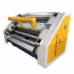 KARUNYA Fingerless Paper Corrugation Machine