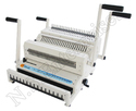 Semi-automatic Comb Binding Machine Cw 8673, Capacity: 500 Sheet